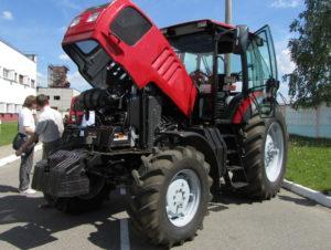 Двигатель трактора «МТЗ-2022»