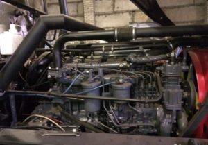 Двигатель трактора «ВТ-150»