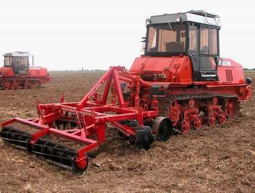 Гидравлическая навесная система трактора «ВТ-150»
