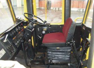 Кабина трактора «К-702»
