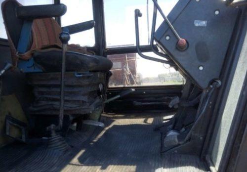 Кабина трактора «ВТ-150»