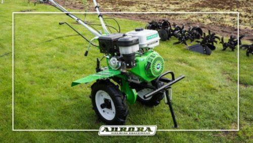 Особенности конструкции мотоблока «Аврора-800»