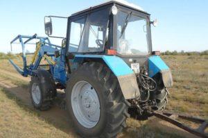 Отзывы владельцев о тракторе «МТЗ-892.2»01