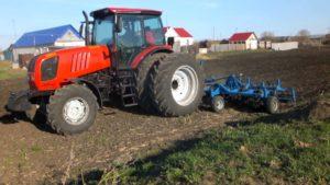 Отзывы владельцев тракторов «МТЗ-2022»