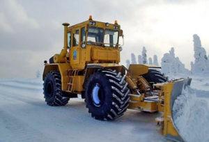 Сфера применения трактора «К-702»