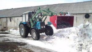 Стоимость трактора «Беларус МТЗ-892.2»