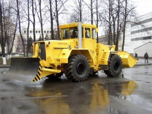 Стоимость трактора «К-702»