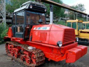Трактор ВТ-150