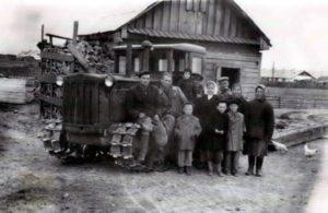 Двигатель «ДТ-54»