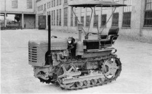 Модификации трактора «ДТ-20»