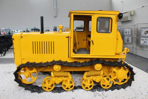 Отзывы о тракторе «ДТ-54»