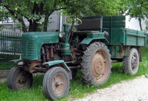 Сфера применения трактора «ДТ-20»