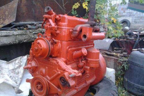 Двигатель, КПП, системы управления
