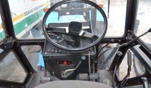 Кабина трактора «МТЗ-82.1»