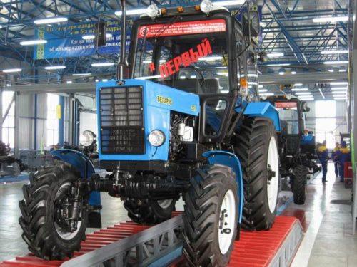 Отзывы владельцев тракторов «МТЗ 82.1»