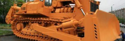 Бульдозер Т-800: технические характеристики
