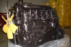 Двигатель Д-260 Технические характеристики