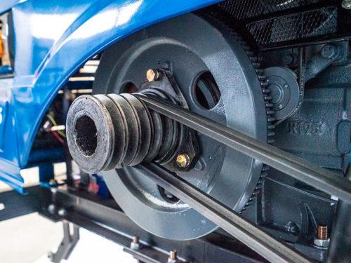 Двигатели минитрактора «Скаут Т-15» и его «собратьев»