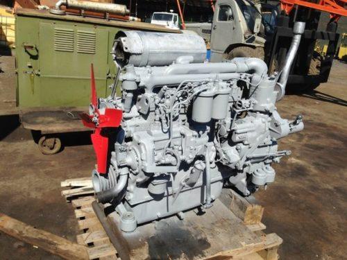 Двигатель и коробка перемены передач; тормоза