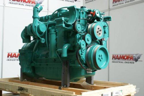 Двигатель и трансмиссия «РСМ-161»