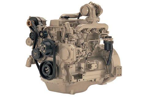 Двигатель трактора «Джон Дир-7830»
