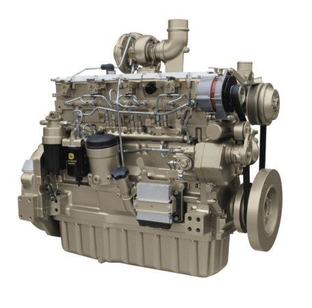 Двигатель трактора «Джон Дир-8430»