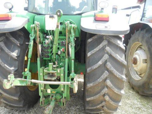 Ходовая часть, гидравлическая система трактора