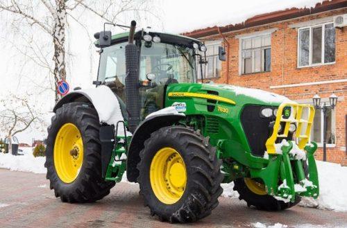 Особенности трактора и сфера его применения