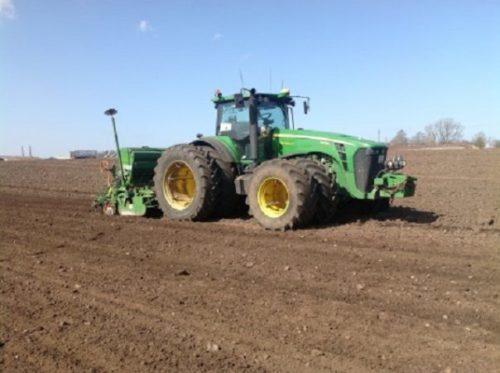 Сфера применения трактора «John Deere-8430»