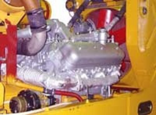 Двигатель бульдозера Б12