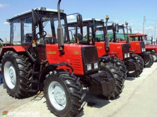 Модификации и двигатель трактора «Беларус МТЗ-952»
