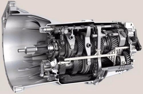 Устройство механической коробки переключения передач
