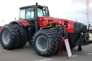 МТЗ-4522: технические характеристики