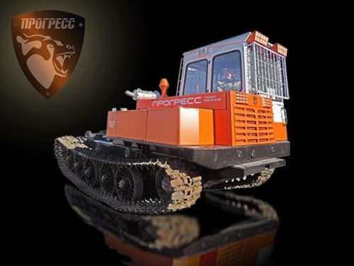 О производителе тракторов «МСН-10»-01