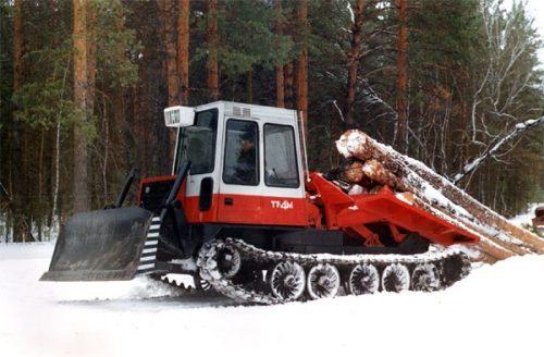 Особенности устройства трактора «ТТ-4М». Комплектация (2)