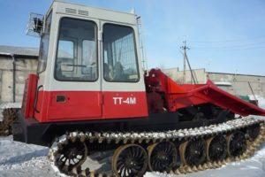 ТТ-4М Технические характеристики