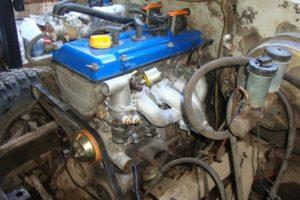 ЗМЗ-409: технические характеристики