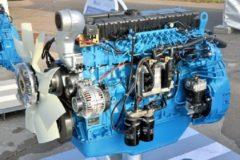 ЯМЗ-536: Технические характеристики