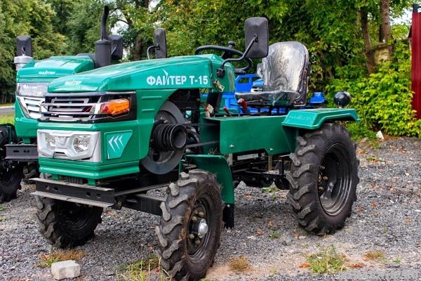 Мини-трактора «Файтер»