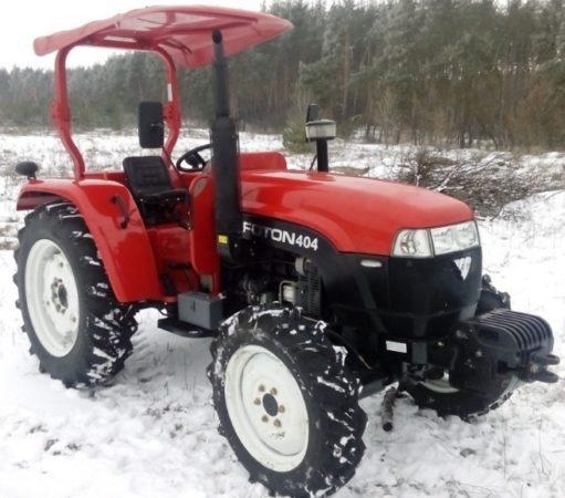 Мини-трактора «Foton» («Фотон»)