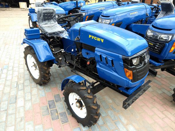 Мини-трактора «Русич»