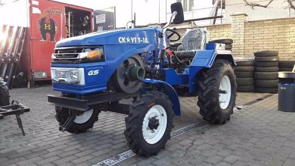 Мини-трактора «Scout» («Скаут»)