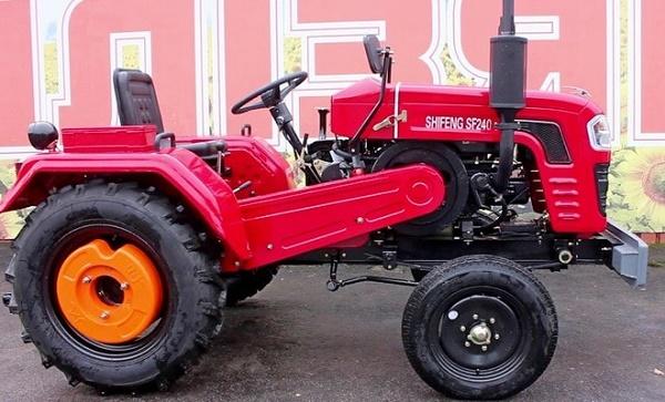 Мини-трактора «Shifeng» («Шифенг»)