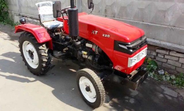 Мини-трактора «Xingtai» («Синтай»)