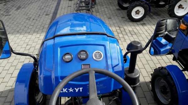 Вывод по отзывам российских владельцев мини-тракторов из КНР