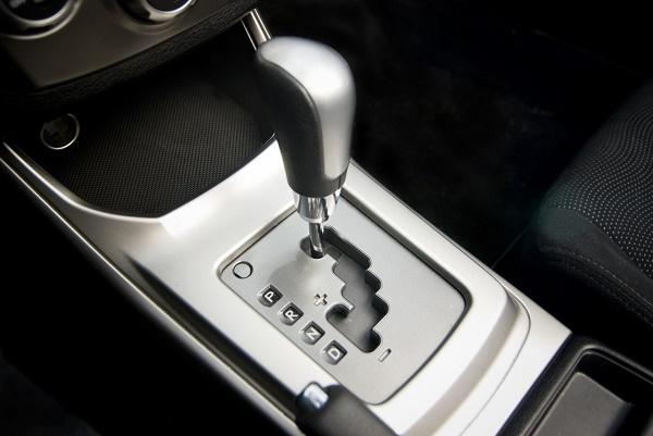 Автоматическая коробка передач в работе
