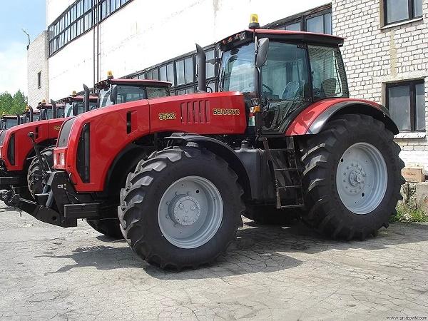 Базовая модель «Беларус МТЗ-3522»
