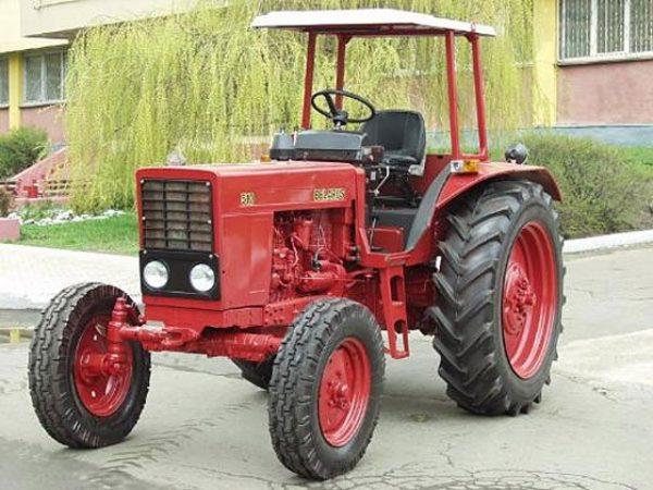 Базовая модель «Беларус МТЗ-550»