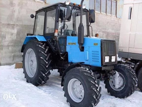 Базовая модель «Беларус МТЗ-80.1»