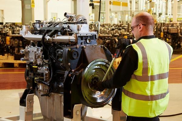 Двигатель «JCB 5CX»